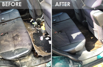 What is detailing for Professional car interior detailing kit